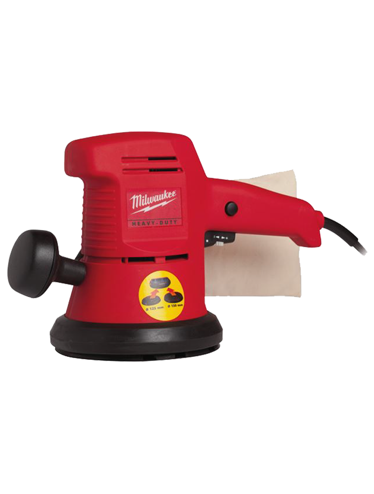 PONCEUSE EXCENTRIQUE D150MM 440W MILWAUKEE